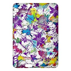 Lilac Lillys Kindle Fire Hdx Hardshell Case by designworld65