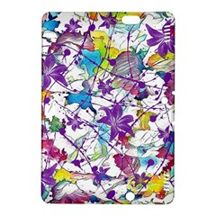 Lilac Lillys Kindle Fire Hdx 8 9  Hardshell Case by designworld65