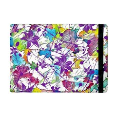 Lilac Lillys Ipad Mini 2 Flip Cases by designworld65