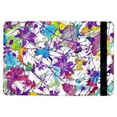 Lilac Lillys Ipad Air Flip by designworld65