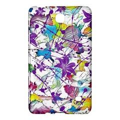 Lilac Lillys Samsung Galaxy Tab 4 (7 ) Hardshell Case