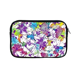 Lilac Lillys Apple Macbook Pro 13  Zipper Case