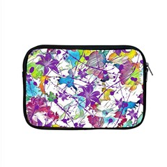 Lilac Lillys Apple Macbook Pro 15  Zipper Case