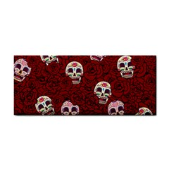 Funny Skull Rosebed Cosmetic Storage Cases