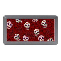 Funny Skull Rosebed Memory Card Reader (mini)
