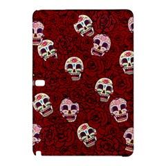 Funny Skull Rosebed Samsung Galaxy Tab Pro 10 1 Hardshell Case