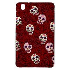 Funny Skull Rosebed Samsung Galaxy Tab Pro 8 4 Hardshell Case