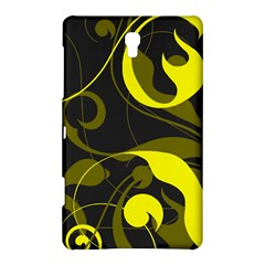 Floral Pattern Samsung Galaxy Tab S (8 4 ) Hardshell Case  by Valentinaart