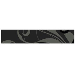 Floral Pattern Flano Scarf (large) by Valentinaart