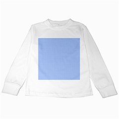 Color Kids Long Sleeve T Shirts by Valentinaart