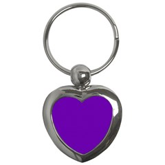 Color Key Chains (heart)  by Valentinaart