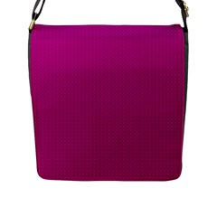 Color Flap Messenger Bag (l)  by Valentinaart