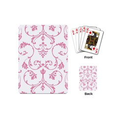 Ornament  Playing Cards (mini)  by Valentinaart