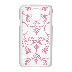 Ornament  Samsung Galaxy S5 Case (white) by Valentinaart