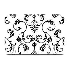 Ornament  Plate Mats by Valentinaart