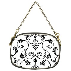 Ornament  Chain Purses (two Sides)  by Valentinaart
