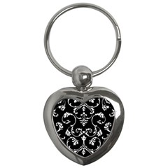 Ornament  Key Chains (heart)  by Valentinaart