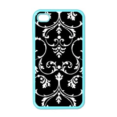 Ornament  Apple Iphone 4 Case (color) by Valentinaart
