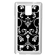 Ornament  Samsung Galaxy Note 4 Case (white) by Valentinaart