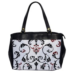 Ornament  Office Handbags by Valentinaart