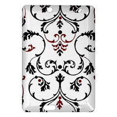 Ornament  Amazon Kindle Fire Hd (2013) Hardshell Case by Valentinaart