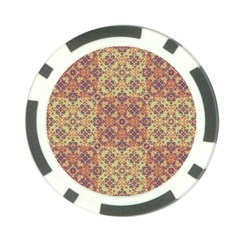 Vintage Ornate Baroque Poker Chip Card Guard (10 Pack) by dflcprints