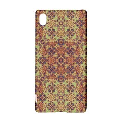 Vintage Ornate Baroque Sony Xperia Z3+ by dflcprints