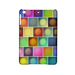 Multicolored Suns Ipad Mini 2 Hardshell Cases by linceazul