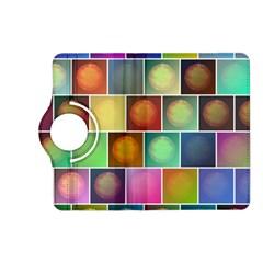 Multicolored Suns Kindle Fire Hd (2013) Flip 360 Case by linceazul
