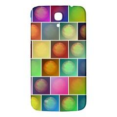 Multicolored Suns Samsung Galaxy Mega I9200 Hardshell Back Case by linceazul