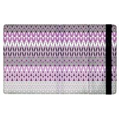 Pattern Apple Ipad 3/4 Flip Case by Valentinaart