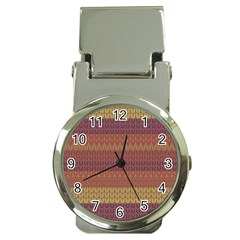 Pattern Money Clip Watches by Valentinaart