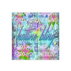 Drake 1 800 Hotline Bling Satin Bandana Scarf by Onesevenart