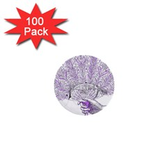 Panic At The Disco 1  Mini Buttons (100 Pack)  by Onesevenart