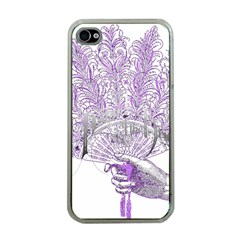 Panic At The Disco Apple Iphone 4 Case (clear) by Onesevenart