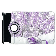 Panic At The Disco Apple Ipad 2 Flip 360 Case by Onesevenart