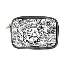 Panic! At The Disco Lyric Quotes Coin Purse by Onesevenart