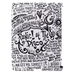 Panic! At The Disco Lyric Quotes Apple Ipad 3/4 Hardshell Case (compatible With Smart Cover) by Onesevenart