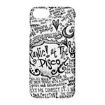 Panic! At The Disco Lyric Quotes Apple iPhone 7 Hardshell Case