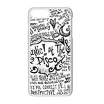 Panic! At The Disco Lyric Quotes Apple iPhone 7 Plus White Seamless Case