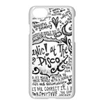 Panic! At The Disco Lyric Quotes Apple iPhone 7 Seamless Case (White)
