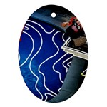 Panic! At The Disco Released Death Of A Bachelor Ornament (Oval)