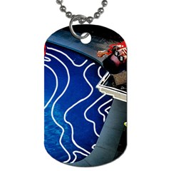 Panic! At The Disco Released Death Of A Bachelor Dog Tag (two Sides) by Onesevenart