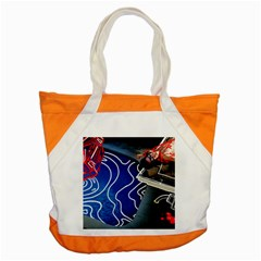 Panic! At The Disco Released Death Of A Bachelor Accent Tote Bag by Onesevenart