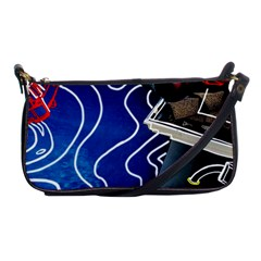 Panic! At The Disco Released Death Of A Bachelor Shoulder Clutch Bags by Onesevenart