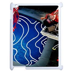 Panic! At The Disco Released Death Of A Bachelor Apple Ipad 2 Case (white) by Onesevenart