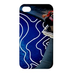Panic! At The Disco Released Death Of A Bachelor Apple Iphone 4/4s Premium Hardshell Case by Onesevenart