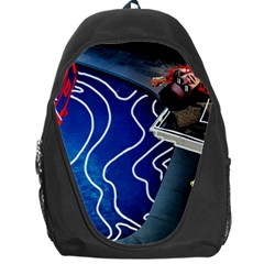 Panic! At The Disco Released Death Of A Bachelor Backpack Bag by Onesevenart