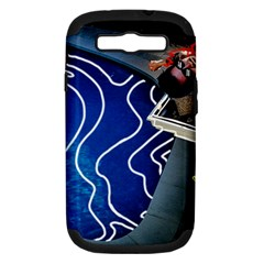 Panic! At The Disco Released Death Of A Bachelor Samsung Galaxy S Iii Hardshell Case (pc+silicone) by Onesevenart