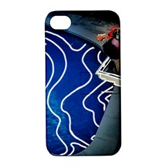 Panic! At The Disco Released Death Of A Bachelor Apple Iphone 4/4s Hardshell Case With Stand by Onesevenart